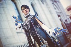 Lisa Lou Who is Bayonetta | Photo by: Andrew DH Photos http://geektyrant.com/news/bayonetta-gamer-cosplay-collection