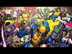 JESSIE SPENCER: Every X-Man Ever (Video)