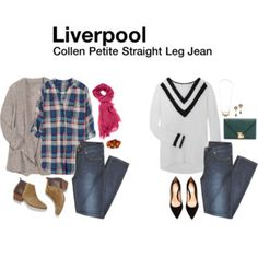Liverpool Collen Straight Leg Jean.  https://www.stitchfix.com/referral/4292370