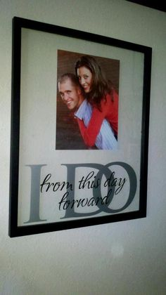 Awesome, sweet, romantic idea for the future Mrs. Pili and I. =) I just ABSOLUTELY love it.