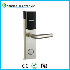 AMERICAN AND EUROPE STANDARD SMART CLASSICAL DEADBOLT HOTEL LOCK WITH ACCESS CONTROL SYSTEM