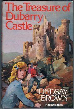 The Treasure Of Dubarry Castle, Lindsay Brown
