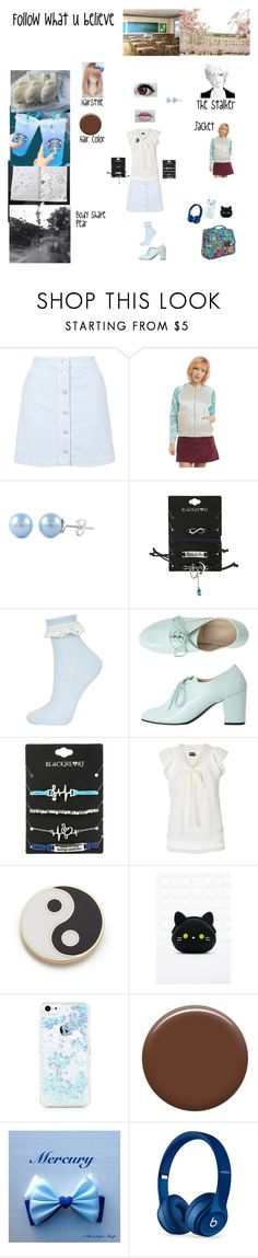"""""""🎀 if I was senpai remake 🎀"""" by honeyswamp ❤ liked on Polyvore featuring Topshop, Studio Ghibli, American Apparel, ONLY, philosophy, Georgia Perry, Tokidoki, Pochi, Lauren B. Beauty and Beats by Dr. Dre"""