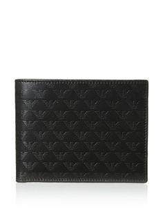 41% OFF Emporio Armani Men's Bi-Fold Wallet