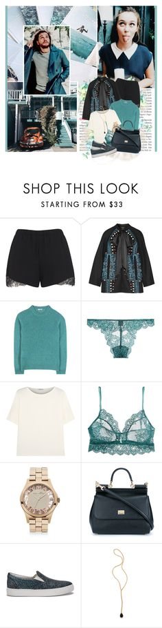 """""""You make a point, I make a yell, I am alive I make a yell into the wishing well."""" by winfreda ❤ liked on Polyvore featuring Miss Selfridge, Temperley London, Miu Miu, Only Hearts, T By Alexander Wang, Marc by Marc Jacobs, Dolce&Gabbana, HUGO and Jacquie Aiche"""