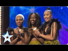 Booty-tastic! CEO Dancers shake the BGT stage - Week 2 Auditions   Britain's Got Talent 2013 - YouTube