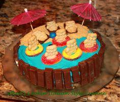 What's Cookin' Italian Style Cuisine: Tropical Beach Spa Cake Recipe With Samantha#.UwXeixwXigE.facebook#.UwXeixwXigE.facebook
