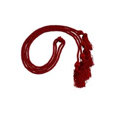 Double Graduation Cords - Cords and Stoles - Red