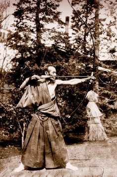 Chinese Archer 1901