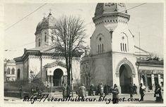 Biserica Sfânta Vineri Once Upon A Time, Romania, Notre Dame, Taj Mahal, Places To Visit, Building, Travel, Sf, Urban