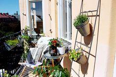 balcony. | by Sandra Beijer