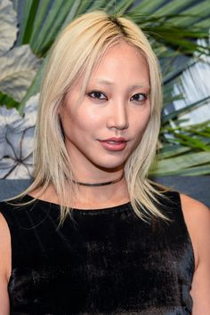 Soo Joo Park Cool Skin Tone Good Caramel Balayage Textured Hair