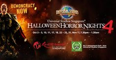 The region's most terrifying event is back. Buy your tickets now.
