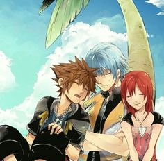 zerochan/Kingdom Hearts/#1874977