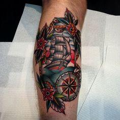 goodluckmelbourne: Done at the Melbourne tattoo expo by kirk jones @kirk_jones #goodlucktattoo Kirk Jones
