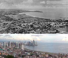 Panamá 1930 vs 2009