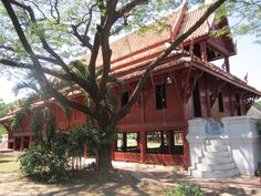 The Tiger Kings Palace, Phetchaburi ©Giuseppe Portale / Flickr