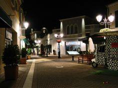 Noventa di Piave Designe Outlet Shopping Centre, Veneto region ...