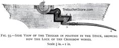 how to make a crossbow trigger - Google Search