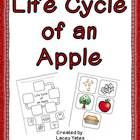 Here's a fun and FREE life cycle of an apple activity! Includes:  Recording sheet for students Larger colored pictures for pocket chart use!  Enjoy...