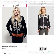 Splurge vs steal  second photo mossimo@target $34.99 #targetdoesitagain #fashion #fashionista #fashionblogger #fashionblog #fashionstyle #fashionlover #fashioninsta #fashiondaily #fashionaddict #fblogger#ootd  #outfitinspiration #outfitpost #style #styleblogger #styleoftheday #styleinspiration #styletips #stylefile #styledbyme #lookbook #streetstyle #shopaholic #streetstyleluxe #instafashion #fashionbybel #hudabeauty #targetstyle #target by fashionfrenzee