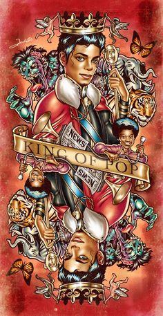 Michael Jackson – King of Pop Michael Jackson – King of Pop, Renato Cunha. Michael Jackson Poster, Michael Jackson Wallpaper, Michael Jackson Kunst, Jackson Family, Jackson 5, Invincible Michael Jackson, Arte Do Hip Hop, Jackson's Art, Paris Jackson