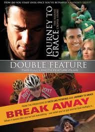 Journey To Grace & Break Away Double Feature DVD