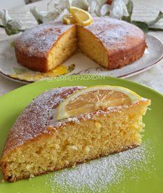 """500 Beğenme, 25 Yorum - Instagram'da Burak Alperenin Annesi ❤️ (@benimmutfagmdan): """"Aksam cayınızın yanına hemen yapabileceğiniz oldukça hafif bir kek tarifim var🙂 Kesinlikle tavsiye…"""""""