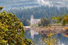 Image detail for -photography Scotland Inverness Glenbogle castle landscape castle loch