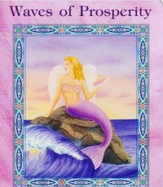 Waves Of Prosperity Chakra Healing, The Hierophant, Doreen Virtue, I Cant Sleep, Angel Numbers, Angel Cards, Happy Vibes, Spiritual Guidance, Oracle Cards