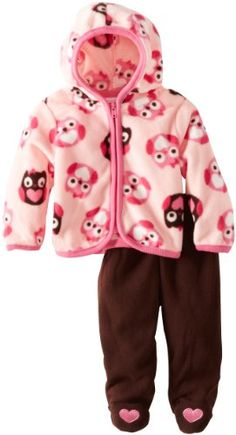 Vitamins Baby-Girls Newborn Owl Girl Pant Set, Pink, 3 Months Vitamins Baby,http://www.amazon.com/dp/B00EAOSEFA/ref=cm_sw_r_pi_dp_CV0wsb1WVPBWX72C