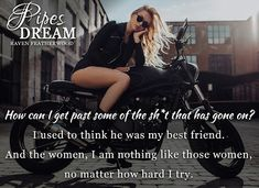 #NewRelease avail. on #KindleUnlimited Title: Pipes Dream Series: Road Warriors MC Book Three Author: Raven Featherwood Genre: MC Romance Release Date: September 22, 2020 #pipesdreamravenfeatherwoodrelease #pipesdreamrelease #availablenow #tbr #mustread #mcromance #kuromance #kindleunlimited #amazon #ravenfeatherwoodrelease @RavenFeatherwo2