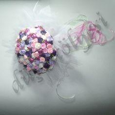 Mor Lila Gelin Çiçeği