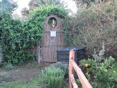 edible gardenscape