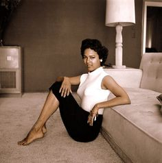 MY ICON! Ms. Dorothy Jean Dandridge will ALWAYS be the epitome of beauty, grace, and class. She had all of this during a time when society deemed black women incapable of having these qualities.