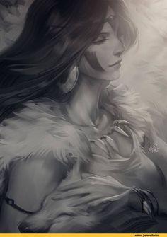 Anime (аниме) / красивые картинки и арты, гифки, прикольные комиксы, интересные статьи по теме.