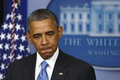 'Trayvon Martin could have been me,' Obama tells press corps