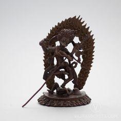 SENGDONGMA COPPER STATUE, 3.5 INCHES #blackmagic #supernatural #female #buddha    https://www.vajrasecrets.com/sengdongma-statue-copper-3-5-inches