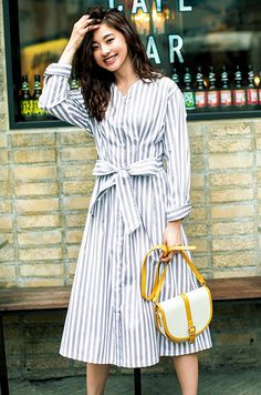 Fashion Outfits, Womens Fashion, Fashion Ideas, Daily Look, Japanese Fashion, Work Casual, Mix Match, Skirt Outfits, That Look