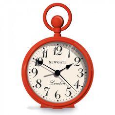 Newgate Pocket Watch red alarm clock - View All - Sale