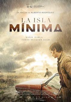 La isla mínima Movie Poster