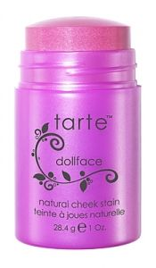 Cheek stain in Dollface (sheer candy pink with touch of shimmer) - TARTE