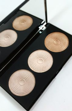 The Budget Beauty Blog: Makeup Revolution Radiance Radiant Lights Palette Review and Swatches