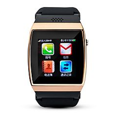 U PRO Smart Watch Touch-screen Bluetooth Watch Mobile Phones. Get irresistible discounts up to 50% Off at Light in the Box using Coupons & Promo Codes.
