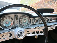 Vintage Volvo 1800 S