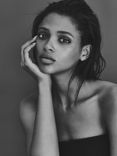 Elite Model, fashionfaves: Aya Jones