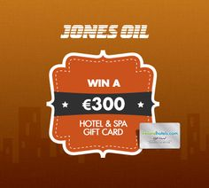 Giveaway - WIN A €300 Hotel & Spa Gift Voucher!