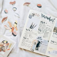 41 Amazing Bullet Journal Weekly Spread Ideas You'll Lose Your Mind Over | Just Bright Ideas