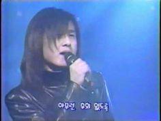김경호-금지된 사랑 Live (인기가요 3위)-97년