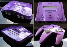 Custom Majora's Mask themed Nintendo 64 by ~Zoki64 on deviantART